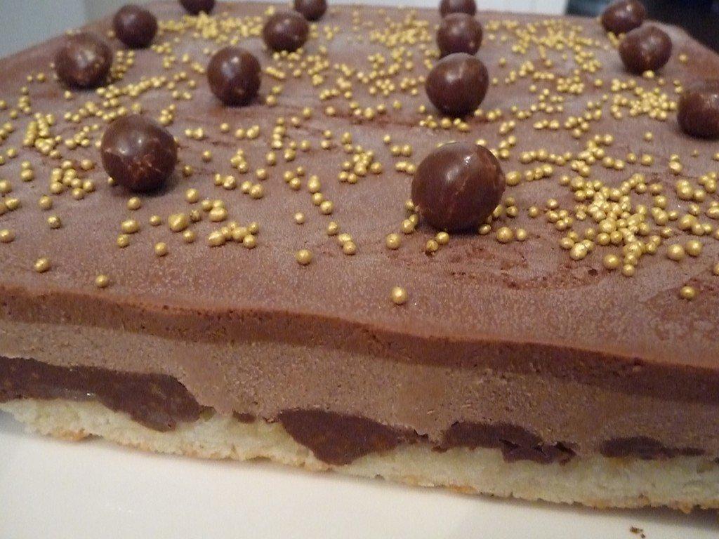Entremet croustillant au chocolat et à la cannelle dans 5.Gourmandises sucrées P1030538-1024x768